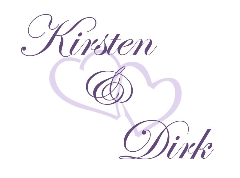 Kirsten + Dirk